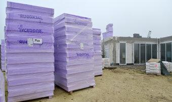 Het JACKODUR<sup>®</sup>-omkeerdak: de 2-in-1-oplossing voor alle platte daken - De bouw van een gecertificeerd Passiefhuis